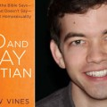 featured image Matthew Vines, author of 'God and the Gay Christian,' speaks at UNC-Charlotte tonight