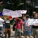 Thousands celebrate Pride in Uptown Charlotte