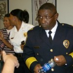 Collaboration stressed by CMPD chief at LGBT forum