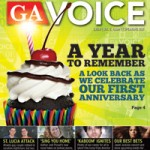 Happy Birthday, GA Voice!
