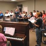Concert stresses community, caring