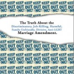Advocates leak 'the truth' about anti-LGBT amendment