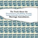 Advocates leak 'the truth' about anti-LGBT amendment