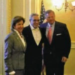 N.C. philanthropist honored on Capitol Hill