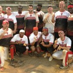 Playing the field: Softball tourney brings dozens of teams out