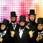 It's a gay dance party indeed – for Honest Abe