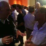 Joe Solmonese chats it up