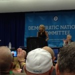 Dr. Jill Biden addresses LGBT Caucus Thursday