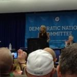 Dr. Jill Biden addresses LGBT Caucus Thursday
