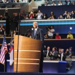Obama accepts nomination, defends rights of minorities