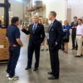 featured image Walter Dalton tours gay-owned Greensboro business