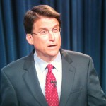 Advocates want McCrory to stand for marriage equality