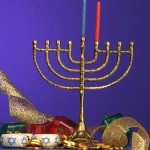 On the eight days of Chanukah . . .