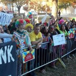 Lack of local LGBT response questioned after hate groups rally