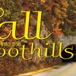 Fall into the Foothills