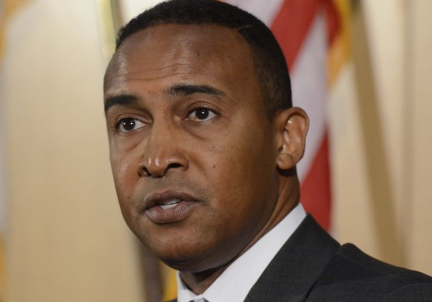 Patrick Cannon was elected Charlotte next's mayor on Tuesday. Photo Credit: Robert Lahser/Charlotte Observer.