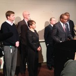 Patrick Cannon resigns as mayor after corruption arrest; Council says Charlotte will operate with 'honesty, integrity'