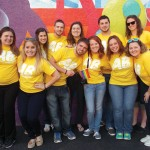 Charlotte: College students volunteer time, talent