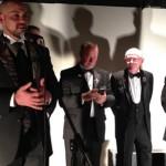 Chorus hosts 'Forté!', awards Gurss