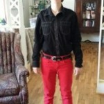 Female student wearing pants kicked out of local prom