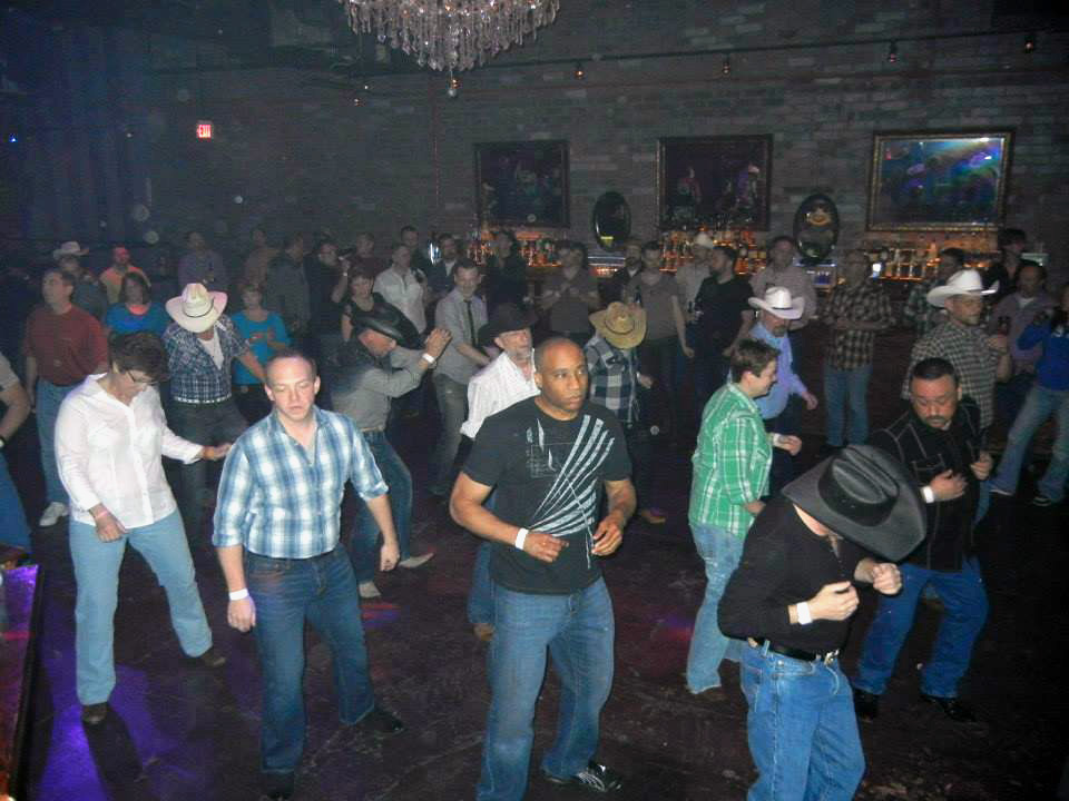Southern Country Charlotte members and guests dance away at one of its monthly barn dance events at Marigny, where this weekend's Queen City Stomp will be held.