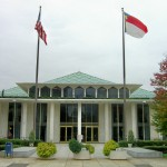 N.C. anti-gay magistrate refusal bill becomes law as N.C. House overrides governor's veto