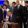 featured image Obama signs order extending LGBT employment protections