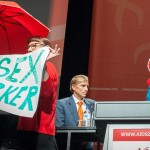 HIV is not a crime: End criminalization and respect human rights