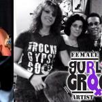 Triad: Girls get groove on