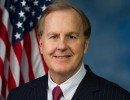 Republican U.S. Rep. Robert Pittenger represents the 9th Congressional District, covering portions of Charlotte, Mecklenburg County and Iredell County.