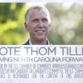 featured image Gay business group 'outraged' over Tillis endorsement