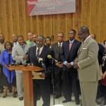 Turner, CMPD share conflicting stories on arrest