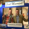 featured image Photos: Meet North Carolina's first married same-sex couples