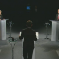 featured image Video: Hagan, Tillis take on gay marriage at Tuesday debate