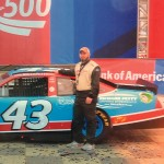 Jon takes a NASCAR drive, plus recaps from rugby and kickball