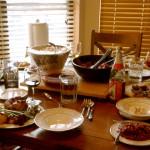 Triangle: Trans Thanksgiving dinner on horizon