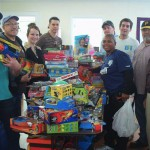 Coastal: Org collects toys