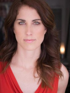 Comedian Erin Foley