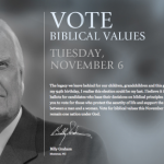 State GOP wants statue of Billy Graham in U.S. Capitol