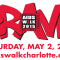 featured image Weekend: AIDS Walk Charlotte, Out! Raleigh and more