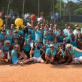 featured image Sports: Charlotte kickballers — 'We are the champions!'