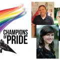 featured image Charlotte Pride awards archivist, City Council member, youth