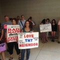 featured image Photos: Moral Monday protesters present new 'LGBTQ Agenda' on poverty, education, voting rights