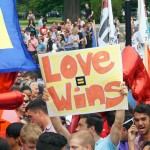 Love wins 5-4, marriage equality nationwide
