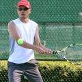 featured image Triangle: Tennis tourney cranks up