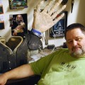 featured image Sculptor Mike Seigler is a one-man army