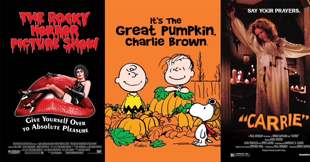 Eight Favorite Halloween Movies to get your Freak On – QNotes