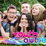 Shops support youth org