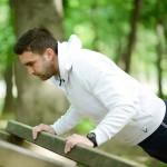 Progressive Calisthenics: Your body is a gym