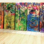 Charlotte: Art showcased, youth fundraiser, domestic violence memorial tree, collecting for kids